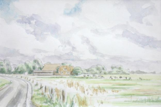 Schiermonnikoog landscape II