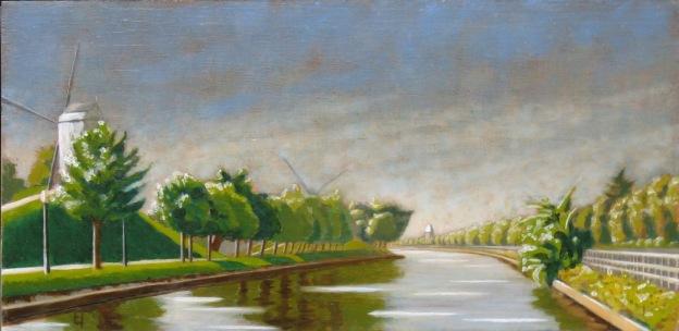 Kruispoorte landscape