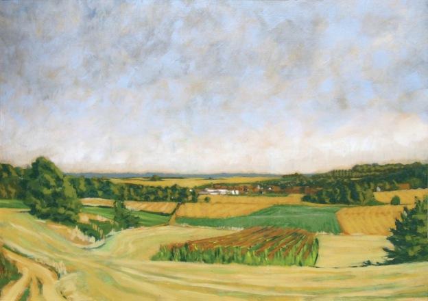Leefdaal landscape