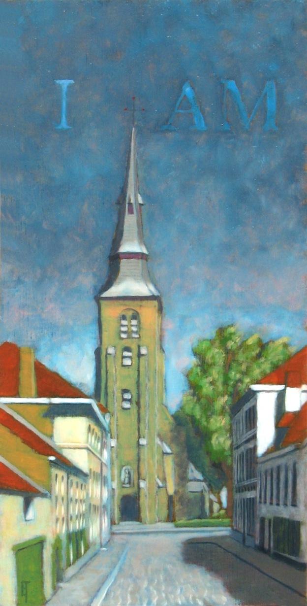 Sint Annakerk Oil